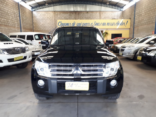 mitsubishi pajero 3.2 hpe 4x4 automático  07 lugares