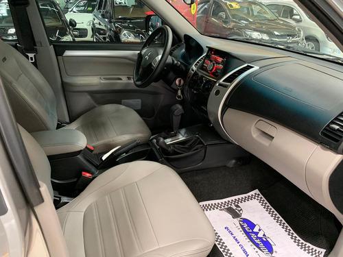mitsubishi pajero 3.2 outdoor aut. 5p unica dona garantia de