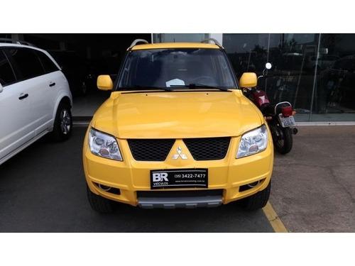 mitsubishi pajero 3.5 flex aut. 5p