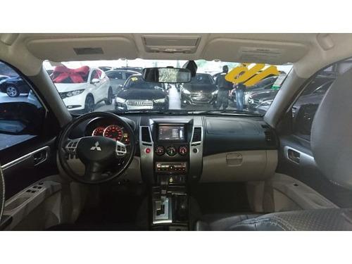 mitsubishi pajero 3.5 hpe 4x4 7 lugares v6 24v flex 4p autom