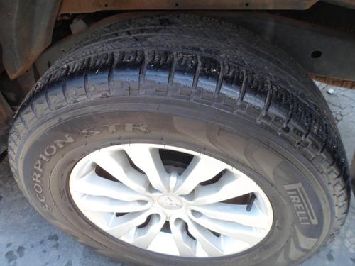 mitsubishi pajero dakar 3.2 hpe aut. 5p 7 lugares