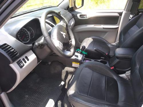 mitsubishi pajero dakar 3.5 hpe flex aut. 4x4 ! aceita troca
