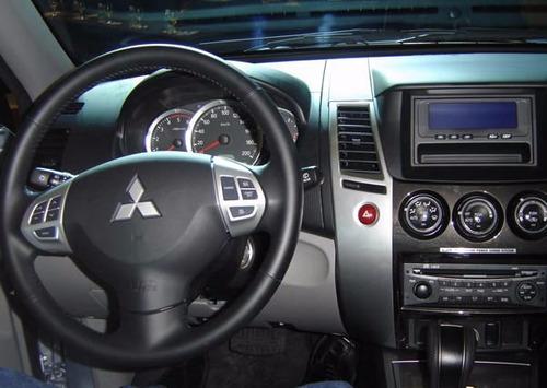 mitsubishi pajero dakar diesel 2009 sucata para retirada de