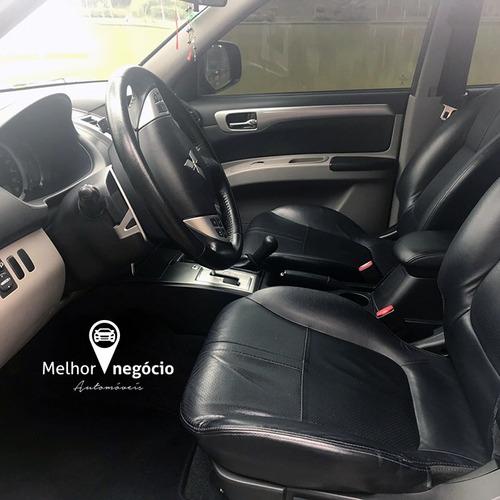 mitsubishi pajero dakar hpe 3.2 4x4 aut. t.diesel 2015 prata