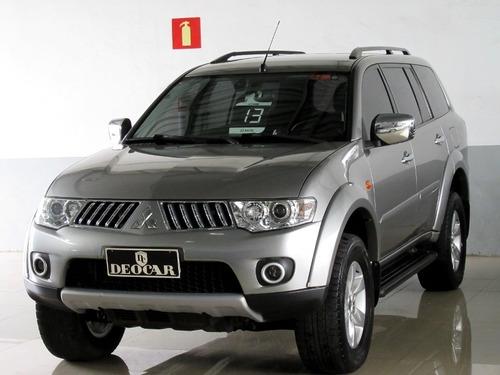 mitsubishi pajero dakar hpe 4x4 7 lugares diesel - 2012/2013