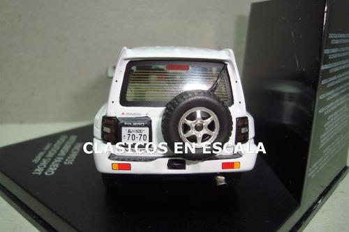mitsubishi pajero evolution short 1999 - s vitesse 1/43
