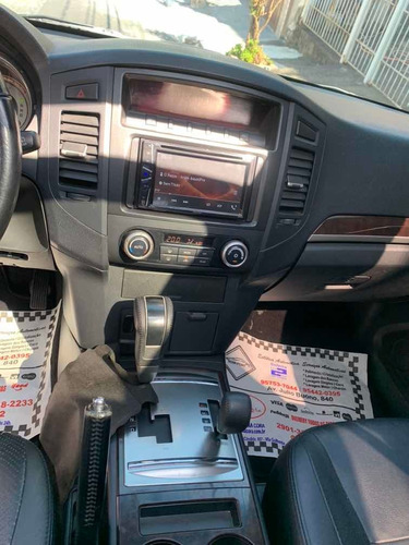 mitsubishi pajero full 2013 3.2 hpe aut. 5p