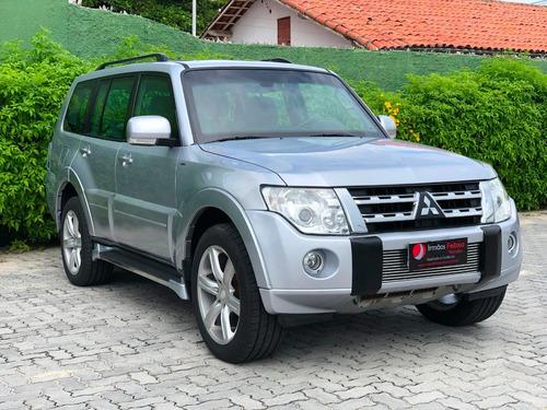 mitsubishi pajero full 3.2 gls aut. 5p