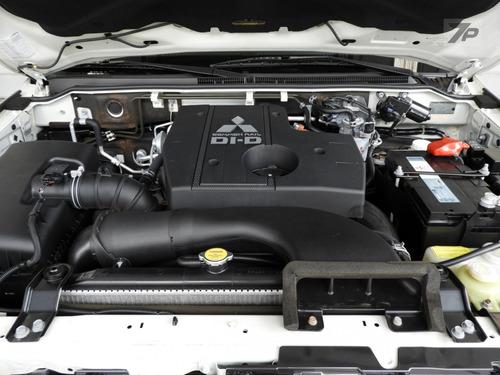 mitsubishi pajero full 3.2 hpe 4x4 tdi 4p automático