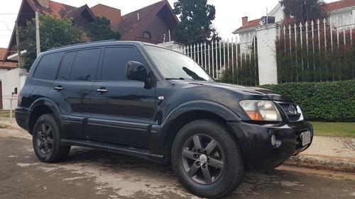mitsubishi pajero full 3.2 hpe aut. 5p diesel sem cabeçote