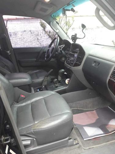 mitsubishi pajero full 3.5 aut. 5p 2002