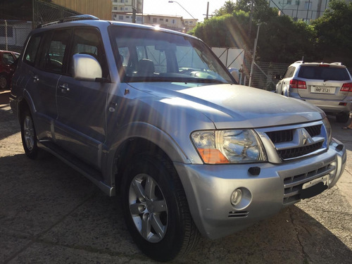 mitsubishi pajero full 3.8 hpe 2005 conservada