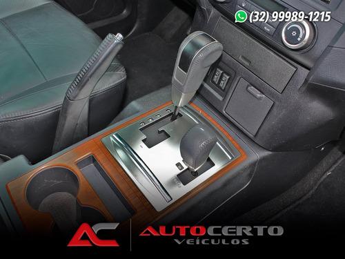 mitsubishi pajero full 3.8 hpe 4x4 v6 24v gasolina 4p