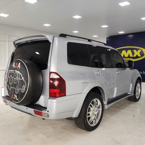 mitsubishi pajero full 3.8 hpe 4x4 v6 24v gasolina 4p autom