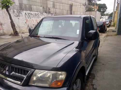 mitsubishi pajero full 3.8 hpe aut. 3p 2005 blindada niv.iii