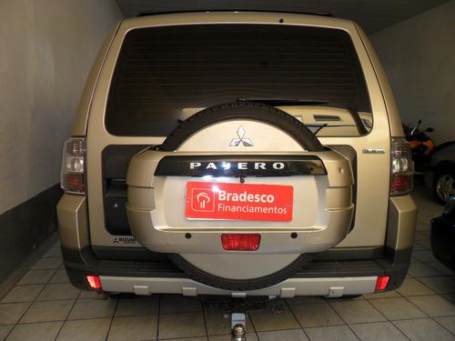 mitsubishi pajero full automático 7 lugares 4x4 - 3.8 v6