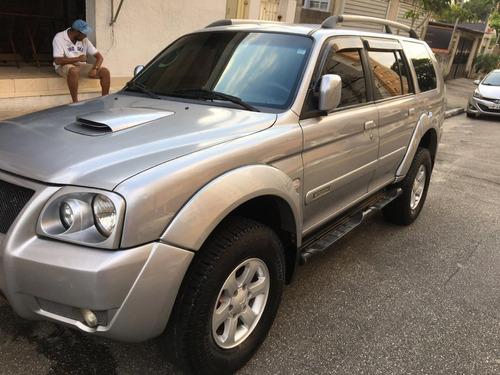 mitsubishi pajero sport 2006/2007 3.5 v6 hpe 4x4 gasolina