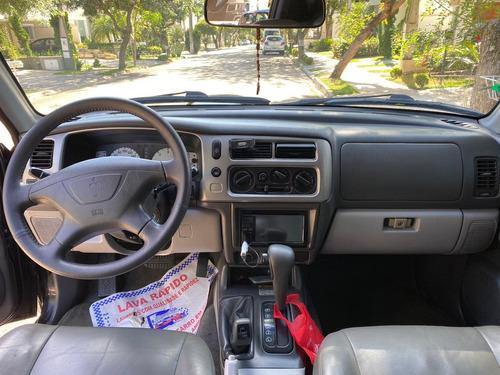 mitsubishi pajero sport 2008 2.5 4x4 aut. 5p