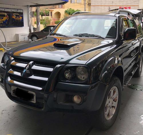 mitsubishi pajero sport 2.5 hpe 4x4 aut. 5p 2010