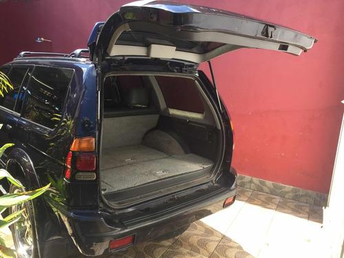 mitsubishi pajero sport 2.8 4x4 aut. 5p 2002