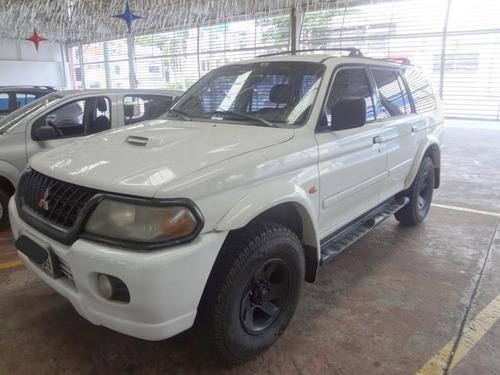 mitsubishi pajero sport 2.8 4x4 aut. 5p