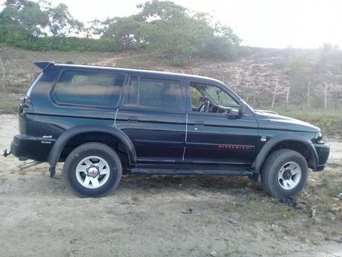 mitsubishi pajero sport 2.8 hpe 4x4 5p 2005