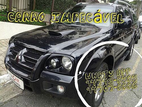 mitsubishi pajero sport 3.5 hpe 4x4 v6 24v 2010