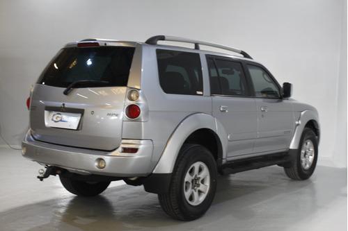 mitsubishi pajero sport 3.5 hpe 4x4 v6 24v gasolina 4p auto