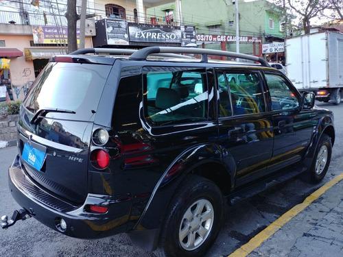 mitsubishi pajero sport 3.5 v6 4x4 5p 2008 aut.