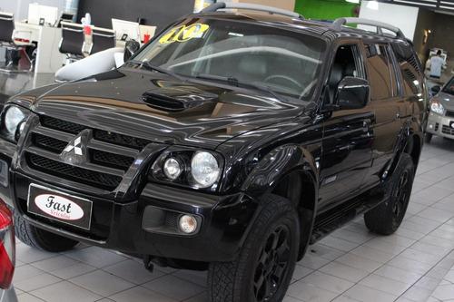 mitsubishi pajero sport 3.5 v6 4x4 flex aut. 5p