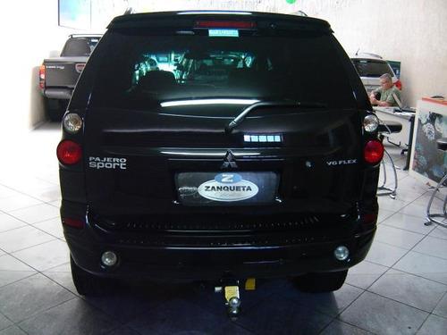 mitsubishi pajero sport 3.5 v6 aut 2011
