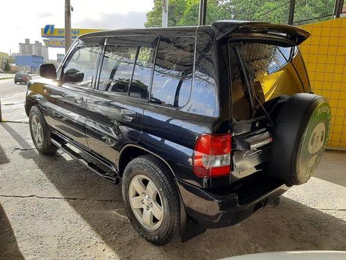 mitsubishi pajero tr4  2.0 16v gasolina automático