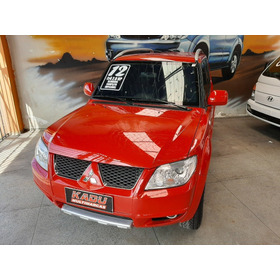 Mitsubishi Pajero Tr4 2.0 4x2 (flex) 2012/2012 Blindada