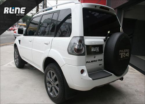 mitsubishi pajero tr4 2.0 4x2 16v 140cv flex 4p aut 2013