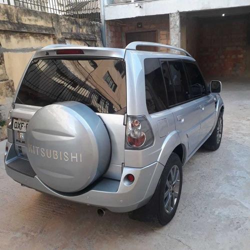mitsubishi pajero tr4 2.0 4x2 flex aut. 5p 2015
