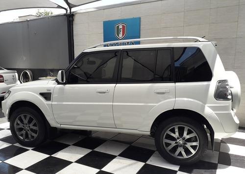 mitsubishi pajero tr4 2.0 4x2 flex aut. 5p impecável
