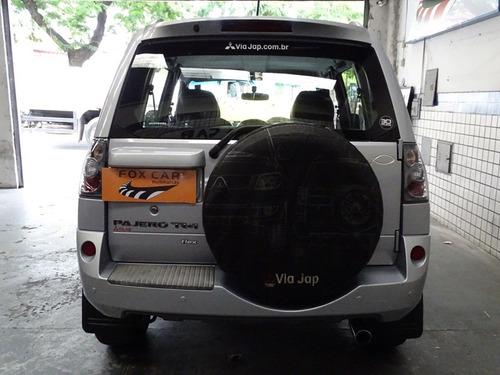 mitsubishi pajero tr4 2.0 4x2 flex aut. ano 2012/2013 (5355)