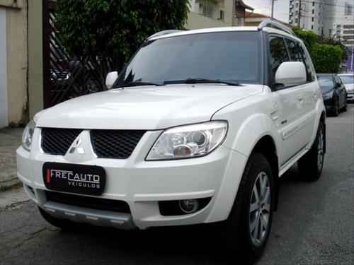 mitsubishi pajero tr4 2.0 4x4 16v 140cv flex 4p automatico