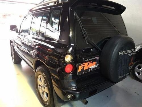 mitsubishi pajero tr4  2.0 4x4 aut 2007
