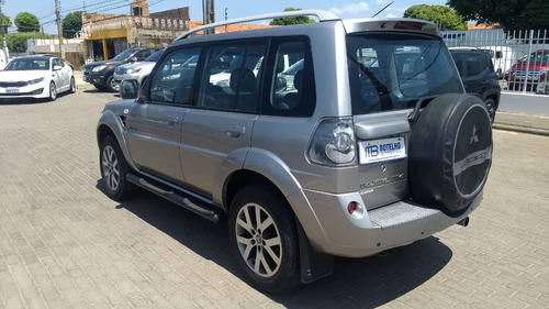 mitsubishi pajero tr4 2.0 4x4 flex aut. 5p 2014
