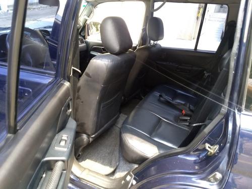 mitsubishi pajero tr4 2.0 aut. 2004