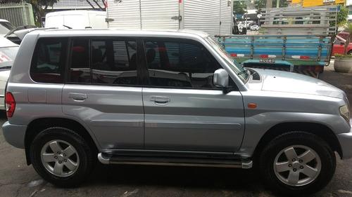 mitsubishi pajero tr4 2.0 aut. 4x4 5p 2006 completo