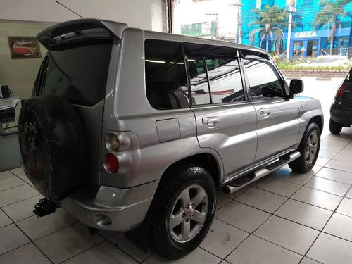 mitsubishi pajero tr4 2.0 aut. 5p