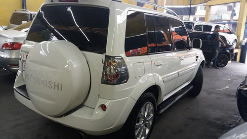 mitsubishi pajero tr4 2.0 flex aut. 5p