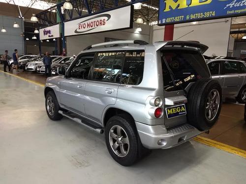 mitsubishi pajero tr4 4x4 2.0 aut. 5p