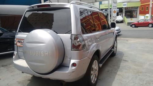 mitsubishi pajero tr4 4x4 2.0 flex mecanica