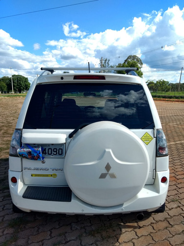 mitsubishi pajero tr4 / 4x4 / auto / 80 mil km - 2011!!!