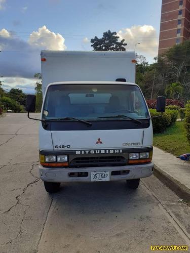 mitsubishi pick-up canter 649d