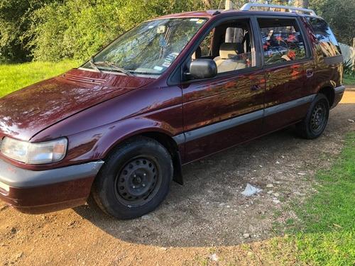 mitsubishi space wagon glx 1.8 nafta