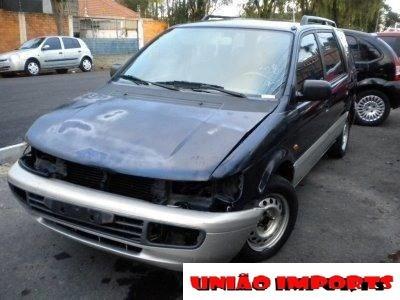 mitsubishi space wagon glx 1997 (para reposição de peças)